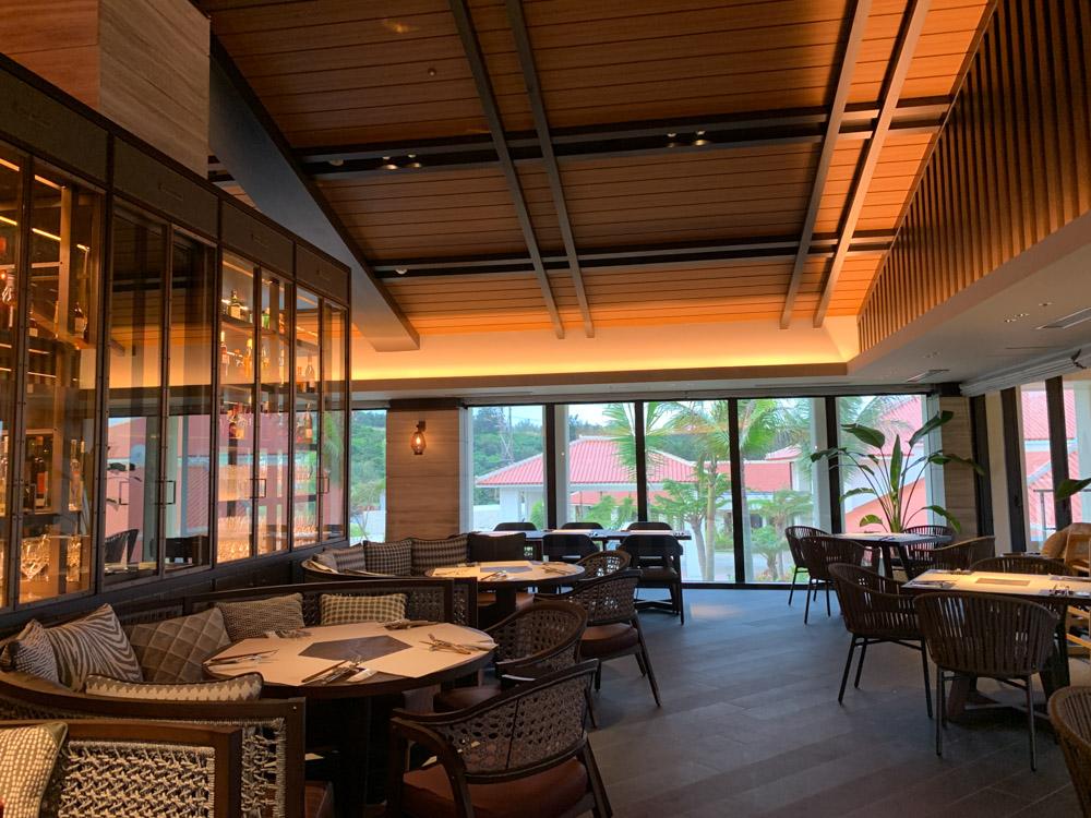 フサキビーチリゾートホテル&ヴィラズ石垣島のレストラン