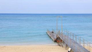 ニライビーチのマリンアクティビティ2