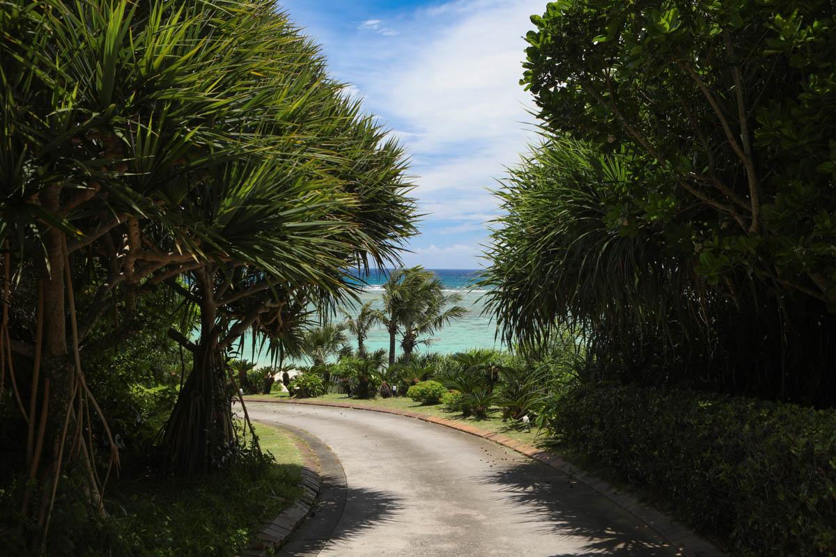 ニライビーチの住所