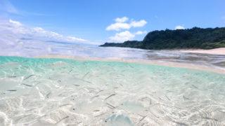 伊計島の大泊ビーチ