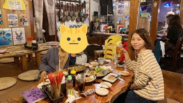 石垣島の居酒屋 うさぎ屋