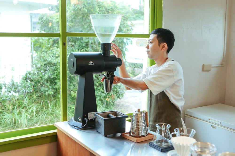 沖縄セラードコーヒーのスタッフさん
