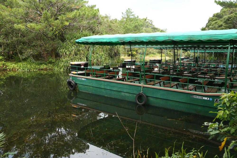 湖水観賞船