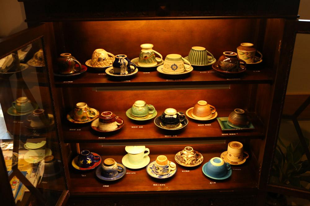 コーヒーの器たち