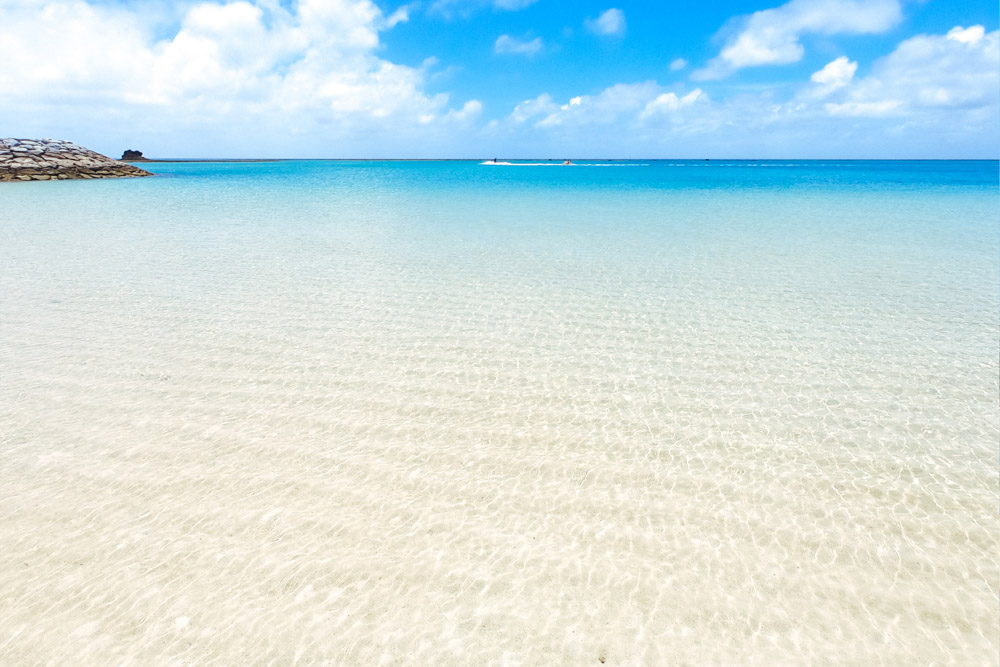 海の透明度