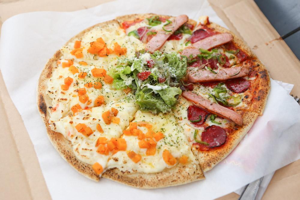 BEAPAのピザランチ