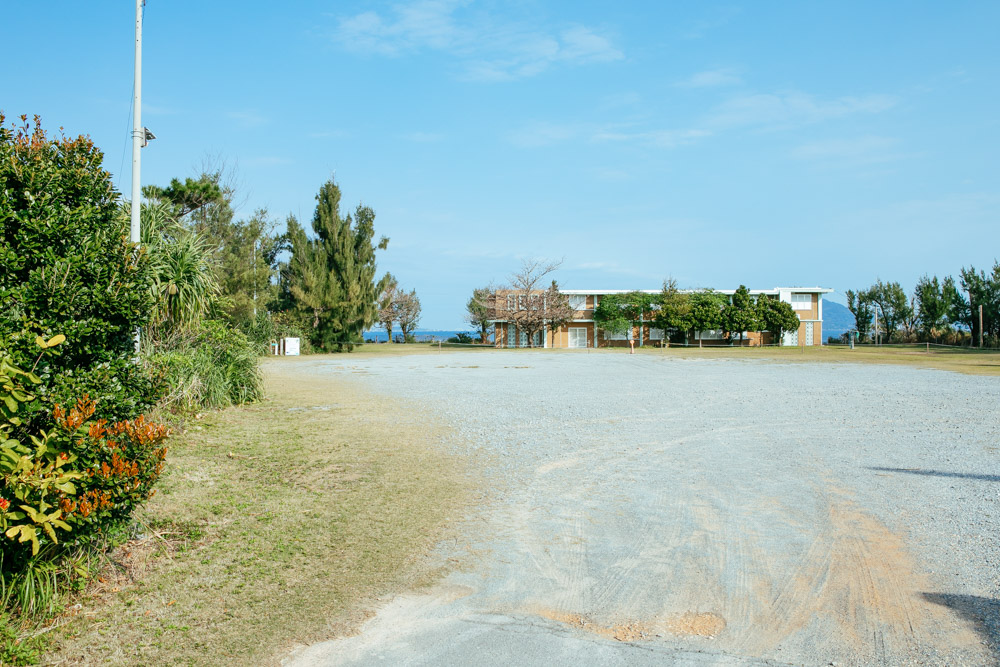 ミッションビーチ駐車場