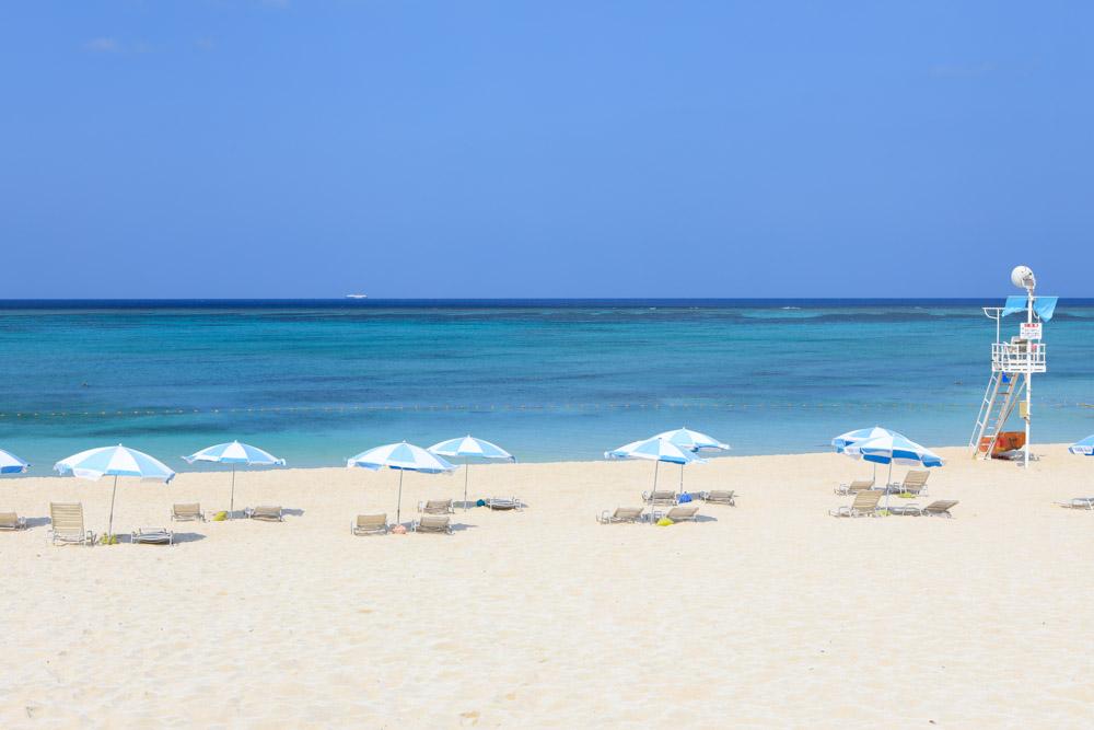 ハワイみたいなムーンビーチ