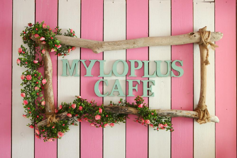 マイロプラス カフェの入り口