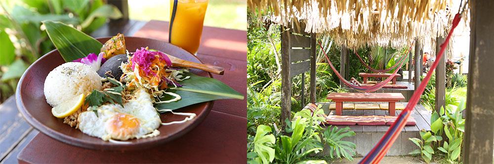 本部町の亜熱帯茶屋