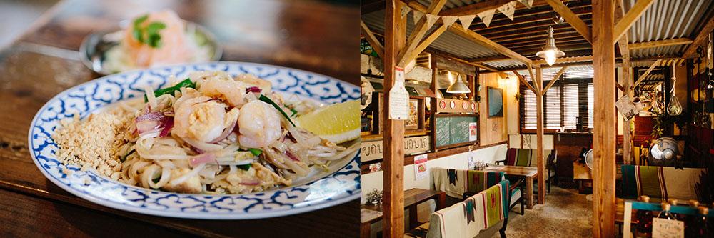 読谷村のアジアン食堂シロクマ