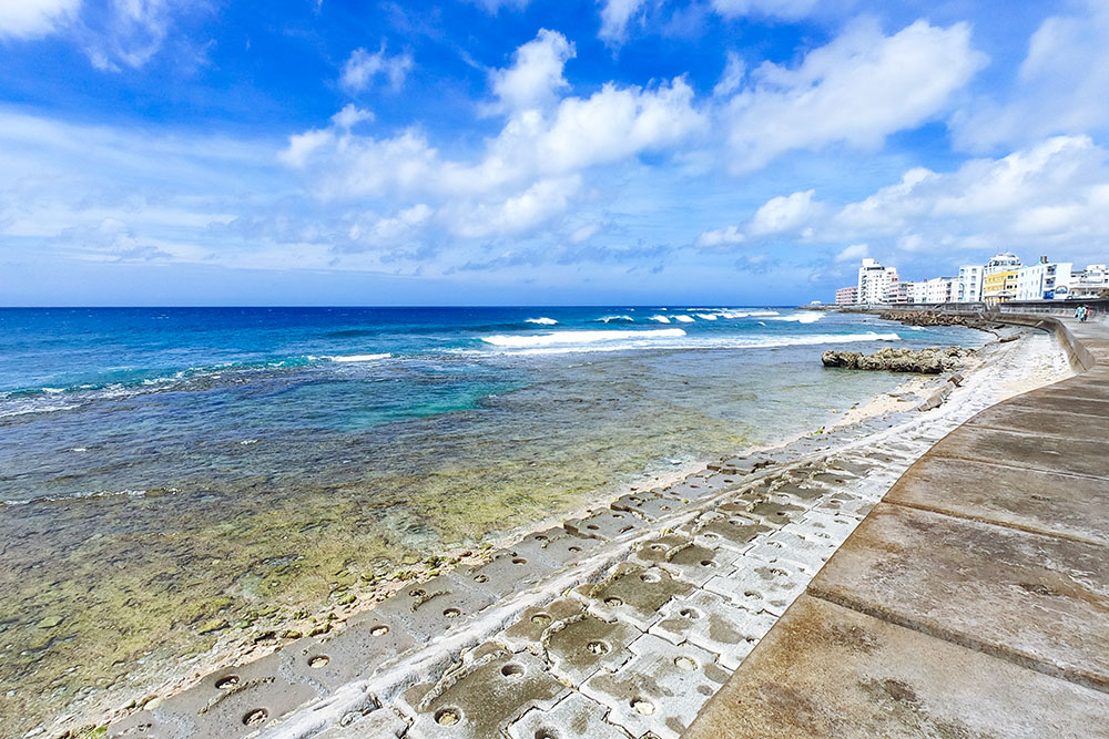 砂辺の宮城海岸