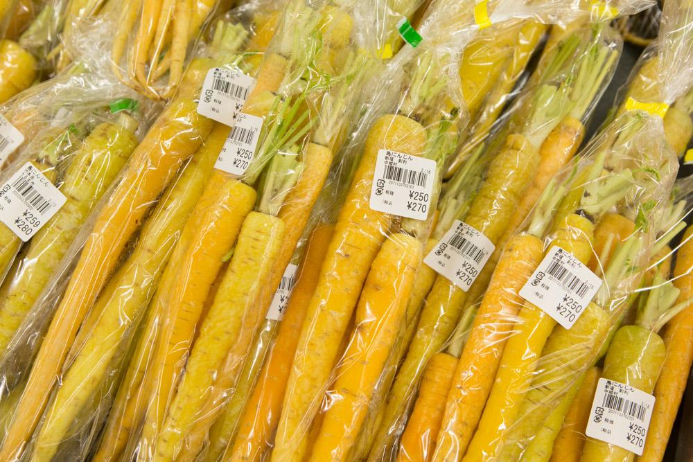 うるマルシェの野菜2
