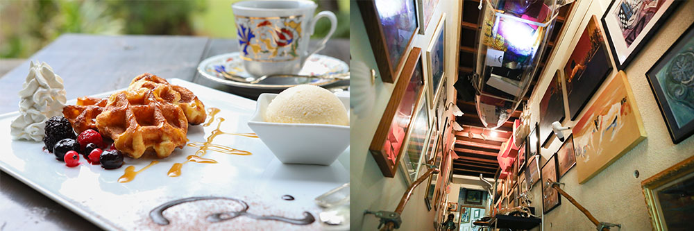 沖縄カフェ fullcafe