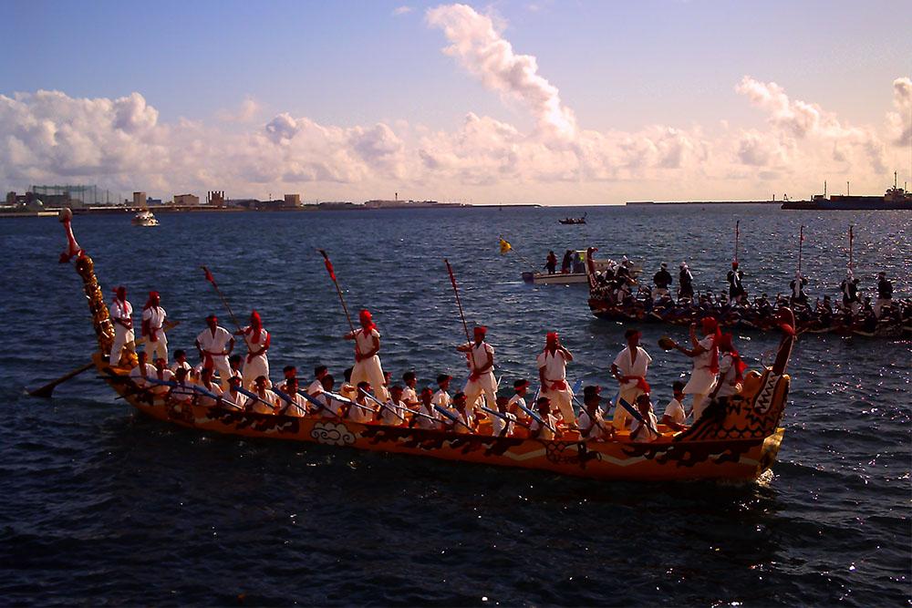 海神祭(ハーリー)