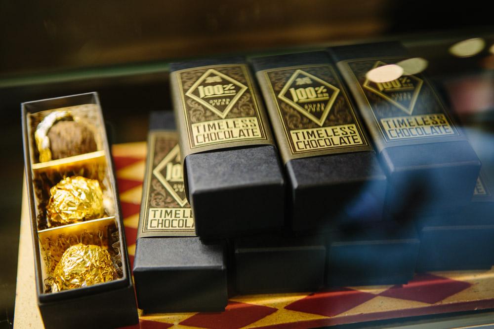北谷のタイムレスチョコレート