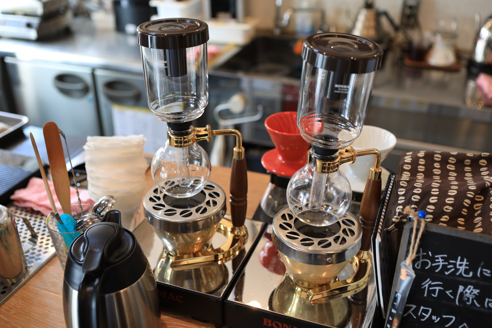 コーヒーの抽出器具
