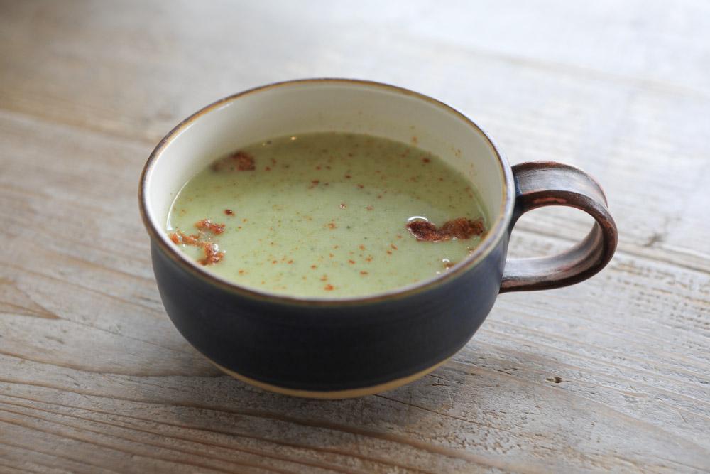 トックリキワタ珈琲のスープ
