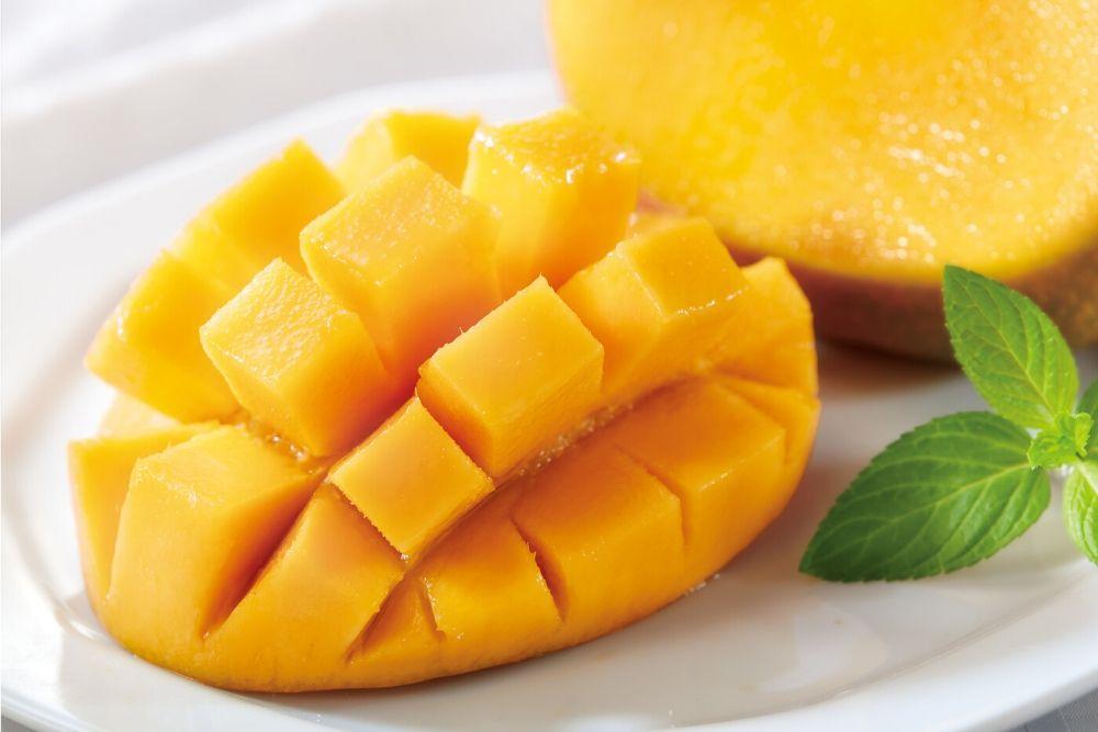 沖縄で人気の食べ物 マンゴー