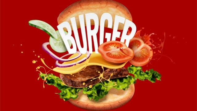 ナンバーワンのハンバーガー