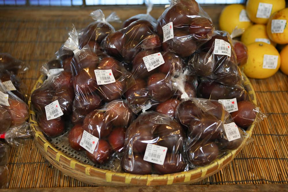 パッションフルーツも安い