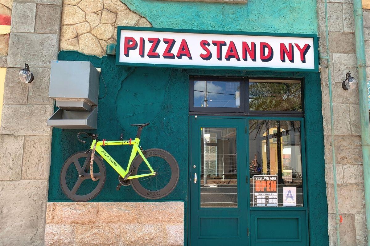 pizza stand ny
