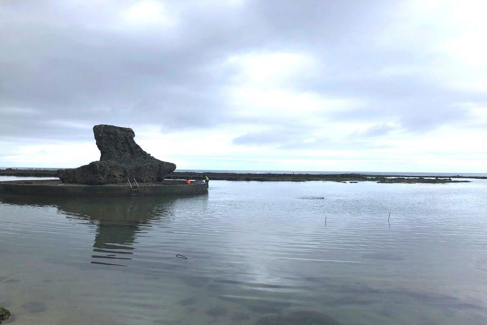 沖縄らしいビーチ