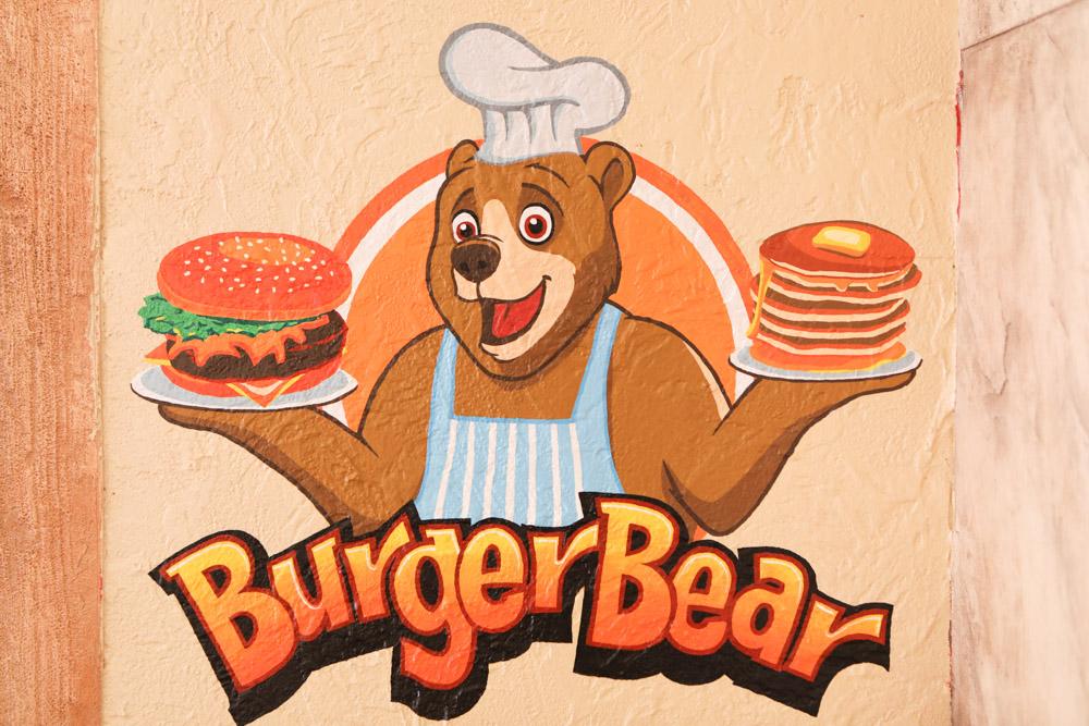 バーガーベア Burger Bear