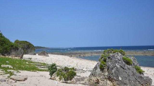 沖縄で磯遊びにぴったりなビーチ