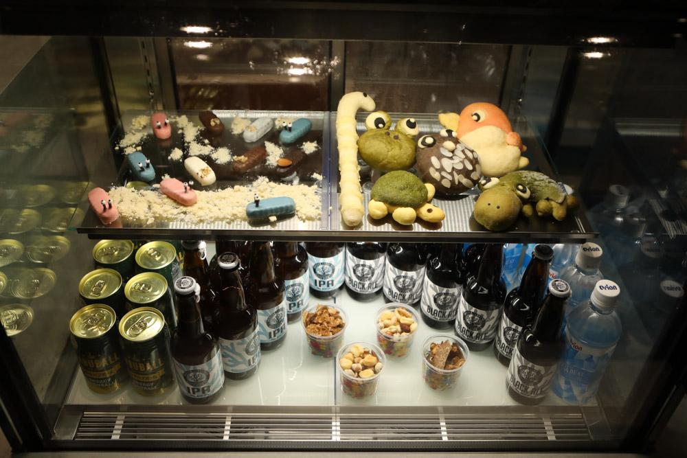 かりゆし水族館のカフェ