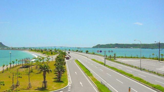 沖縄中部での観光スポット