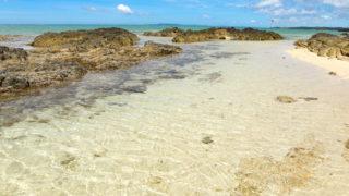 沖縄でシーグラスが拾えるビーチ