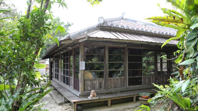 沖縄そばを古民家で食べれるしむじょう