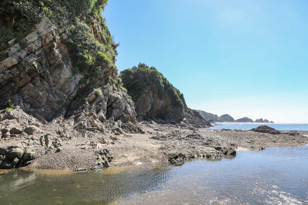 沖縄の北部らしい景色