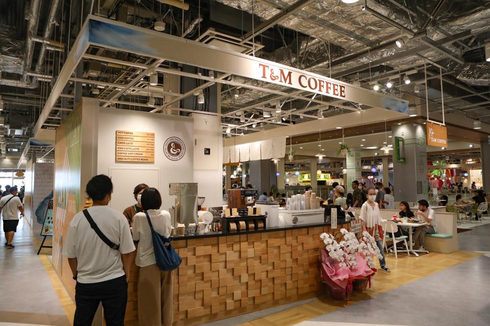 イーアスのT&M COFFEE