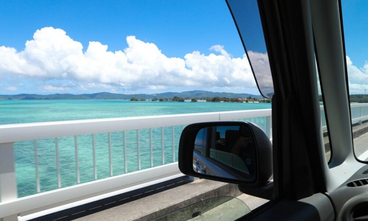 沖縄でレンタカー