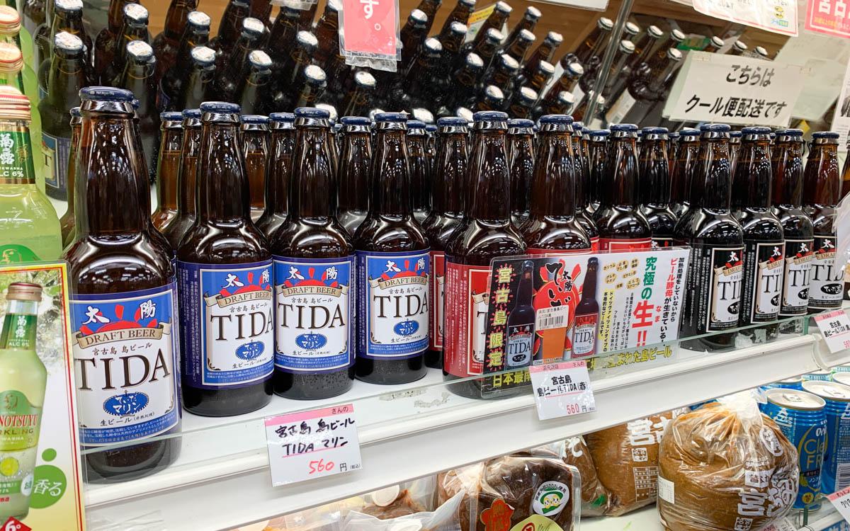 島ビール TIDA
