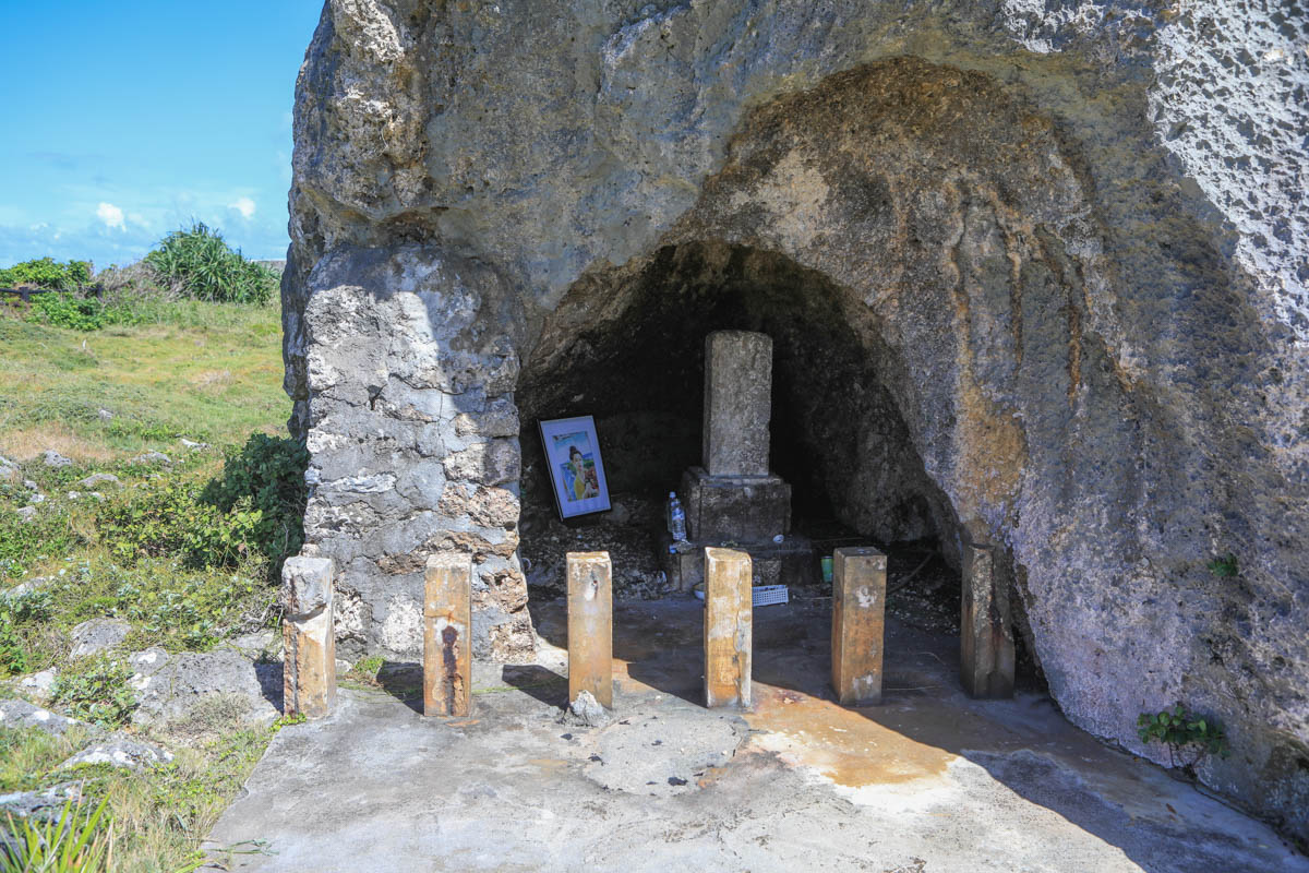 マムヤのお墓