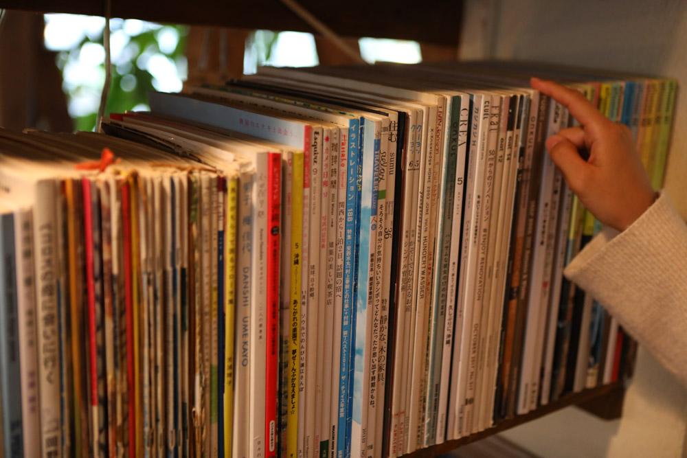 古い本や雑誌