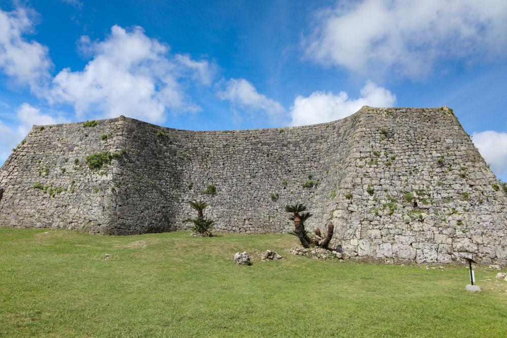 美しい城壁