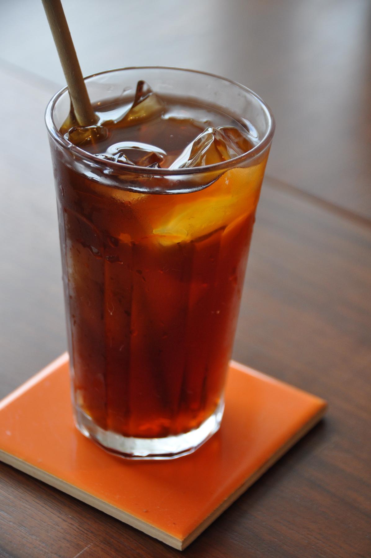 ルワンダ産のコーヒー