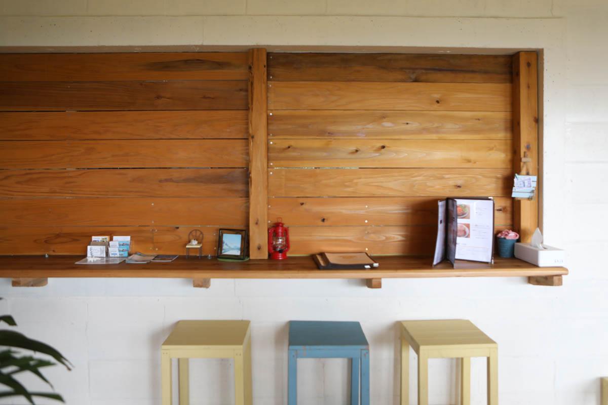古宇利島のカフェ ガジュマルロック