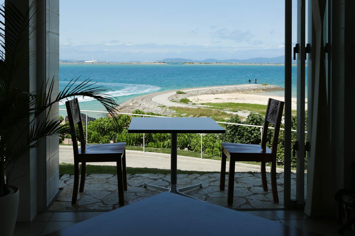 浜比嘉島にあるオススメのカフェ
