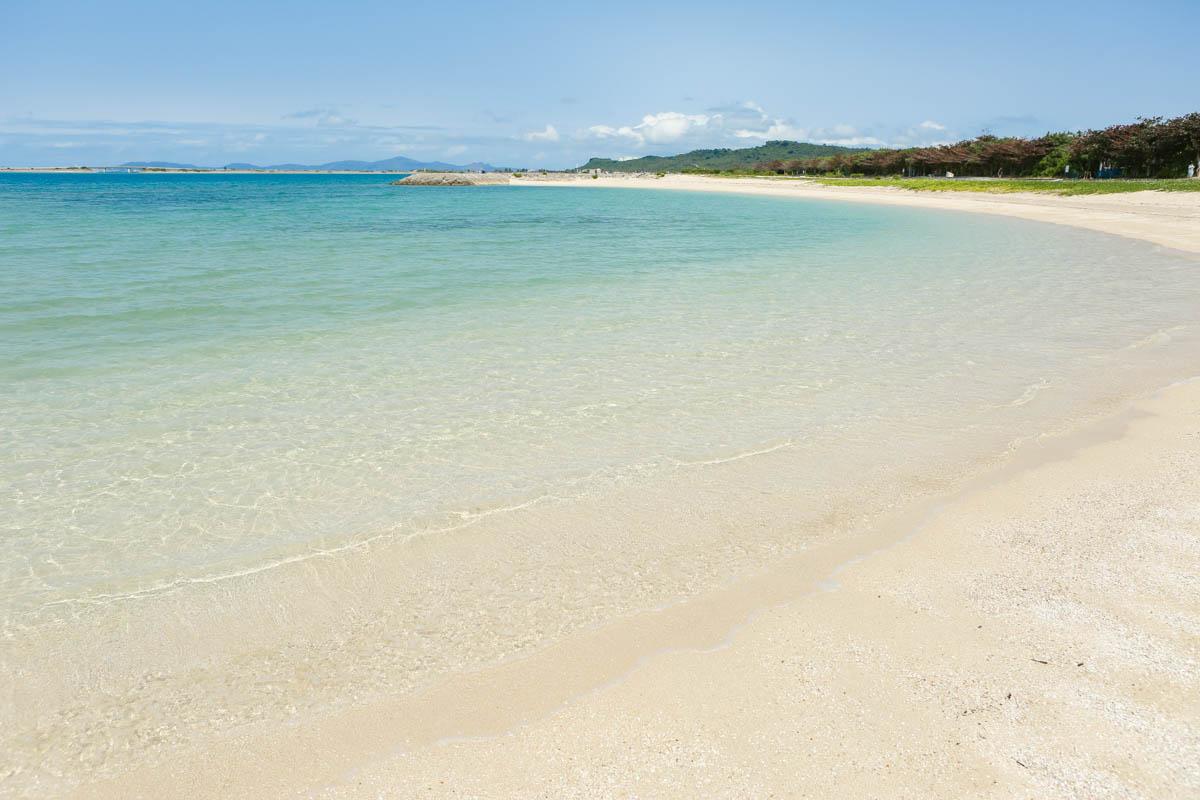 浜比嘉島のビーチ、浜比嘉ビーチ