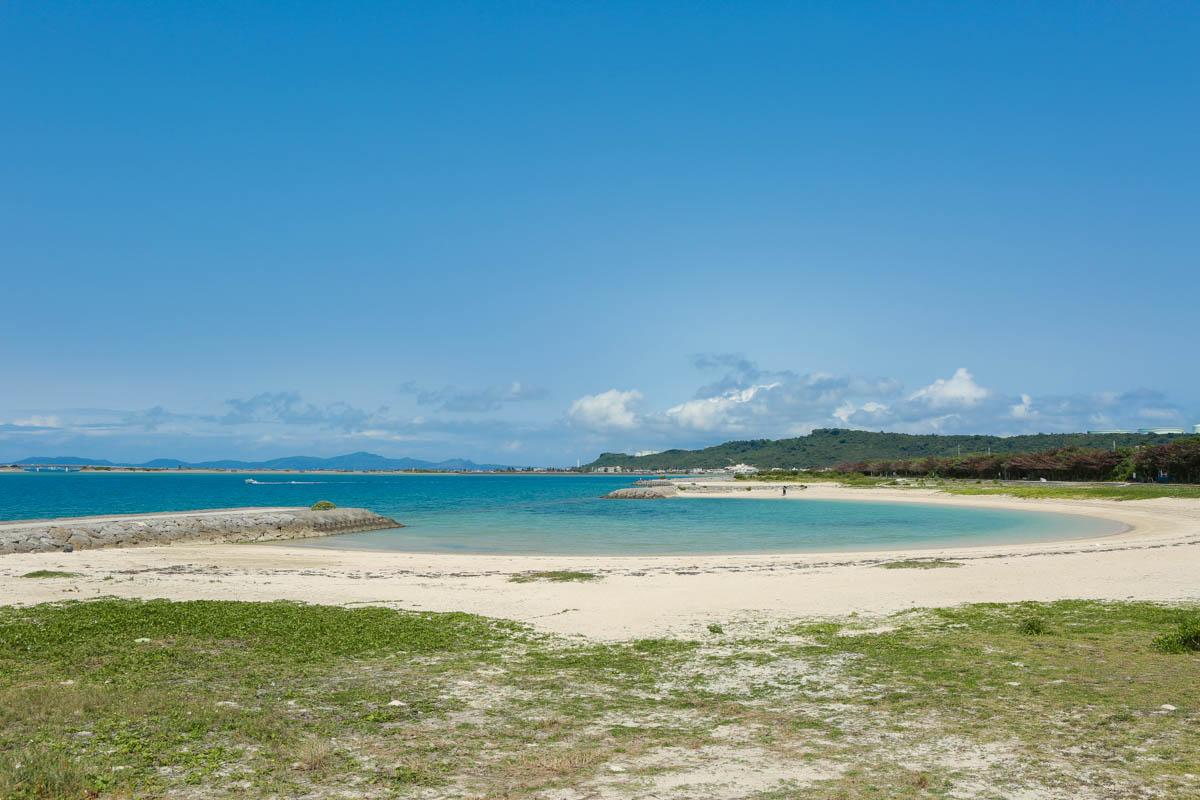 人が少ない沖縄本島の穴場ビーチ