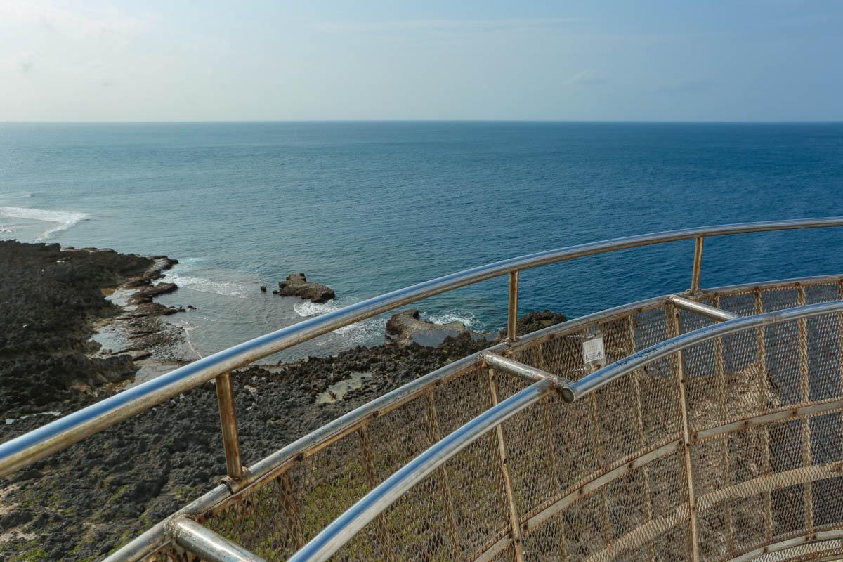 残波岬灯台からの眺め1