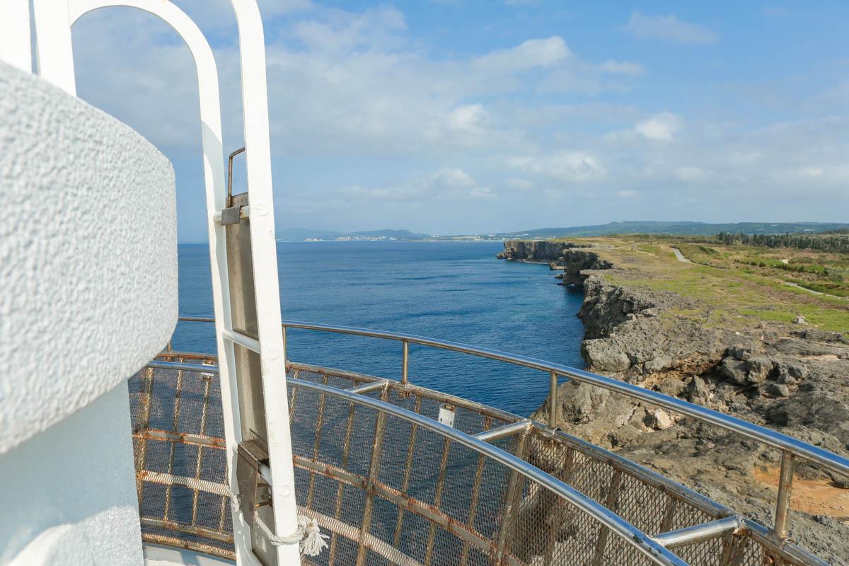 残波岬灯台からの眺め2