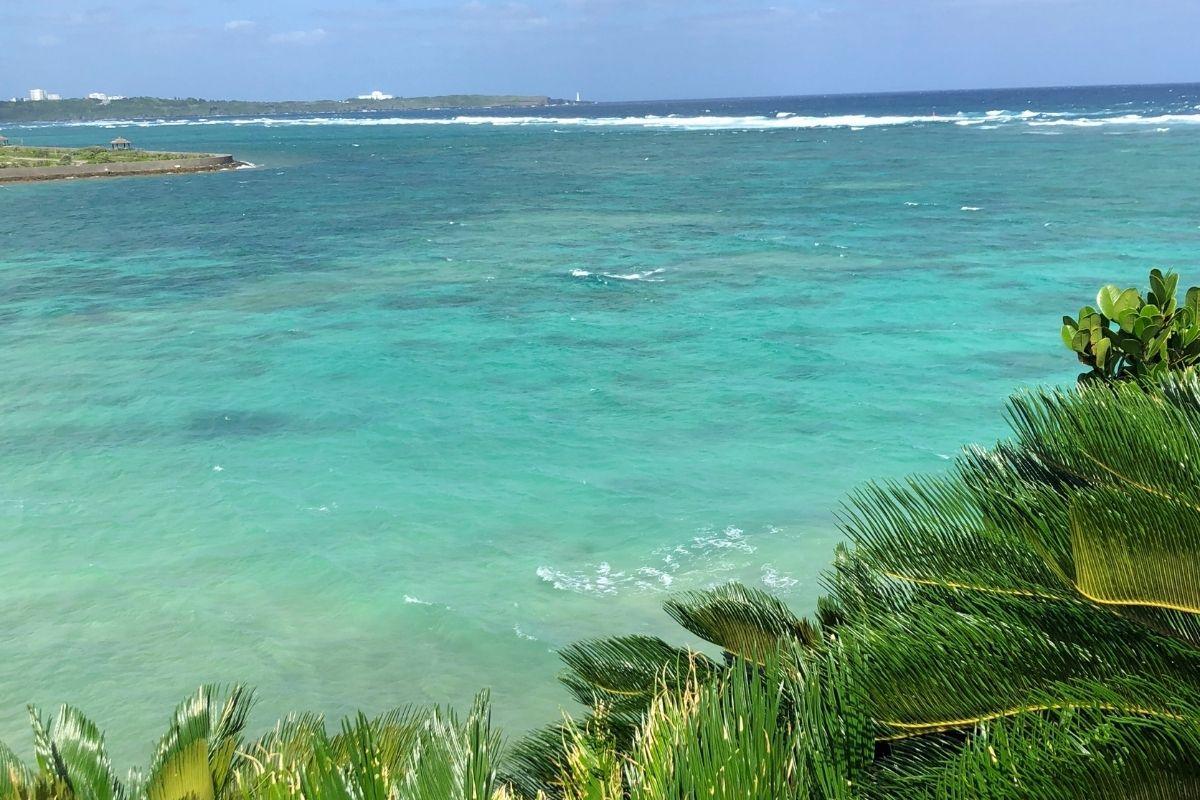 beach51からの眺め
