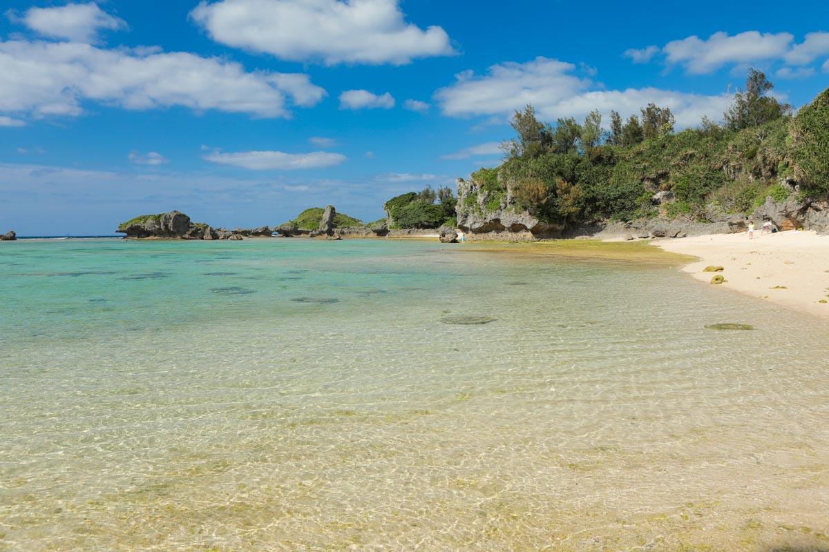 シュノーケリングに人気のビーチ