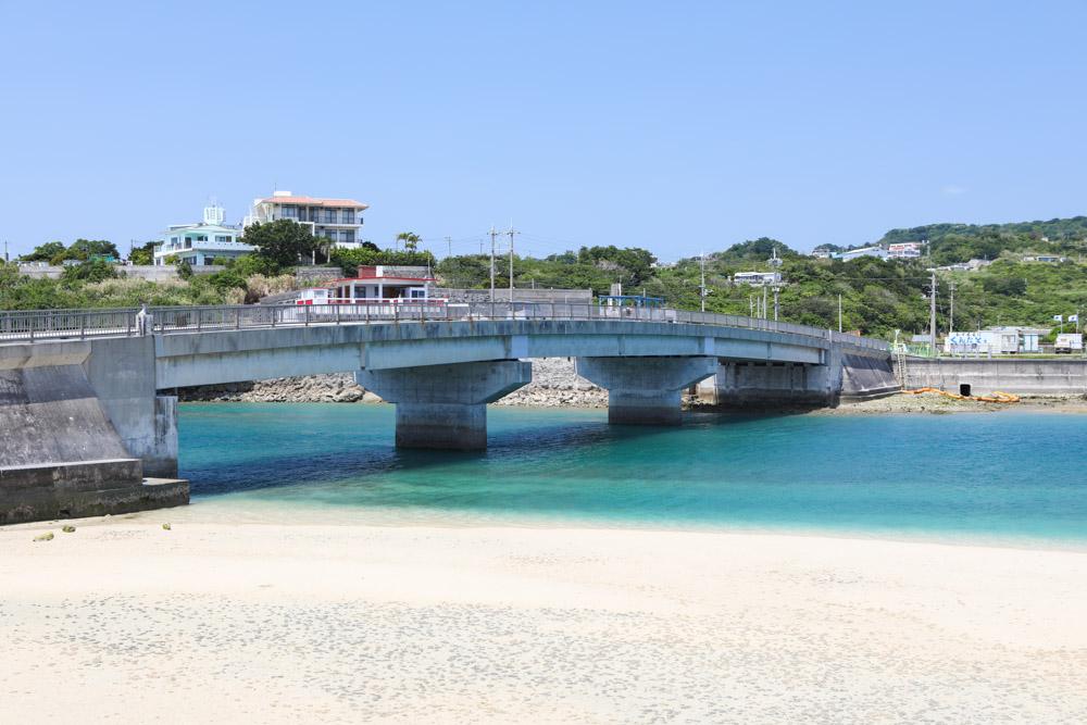 奥武島の橋